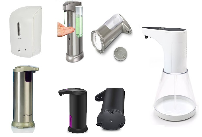 The 7 best automatic soap dispenser review