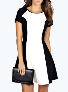 http://www.shein.com/Black-White-Short-Sleeve-Color-Block-Dress-p-226033-cat-1727.html?aff_id=3465