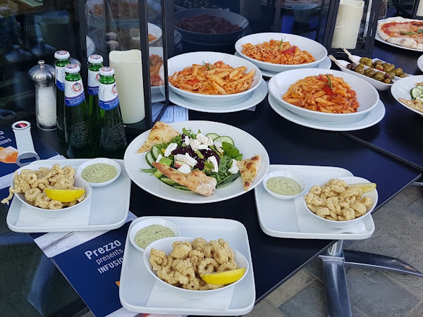 Review | The Summer Set Menu at Prezzo