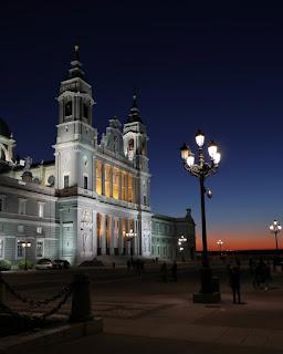 Cattedrale di Santa Maria al tramonto