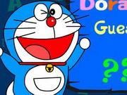 Doraemon Guess Letters