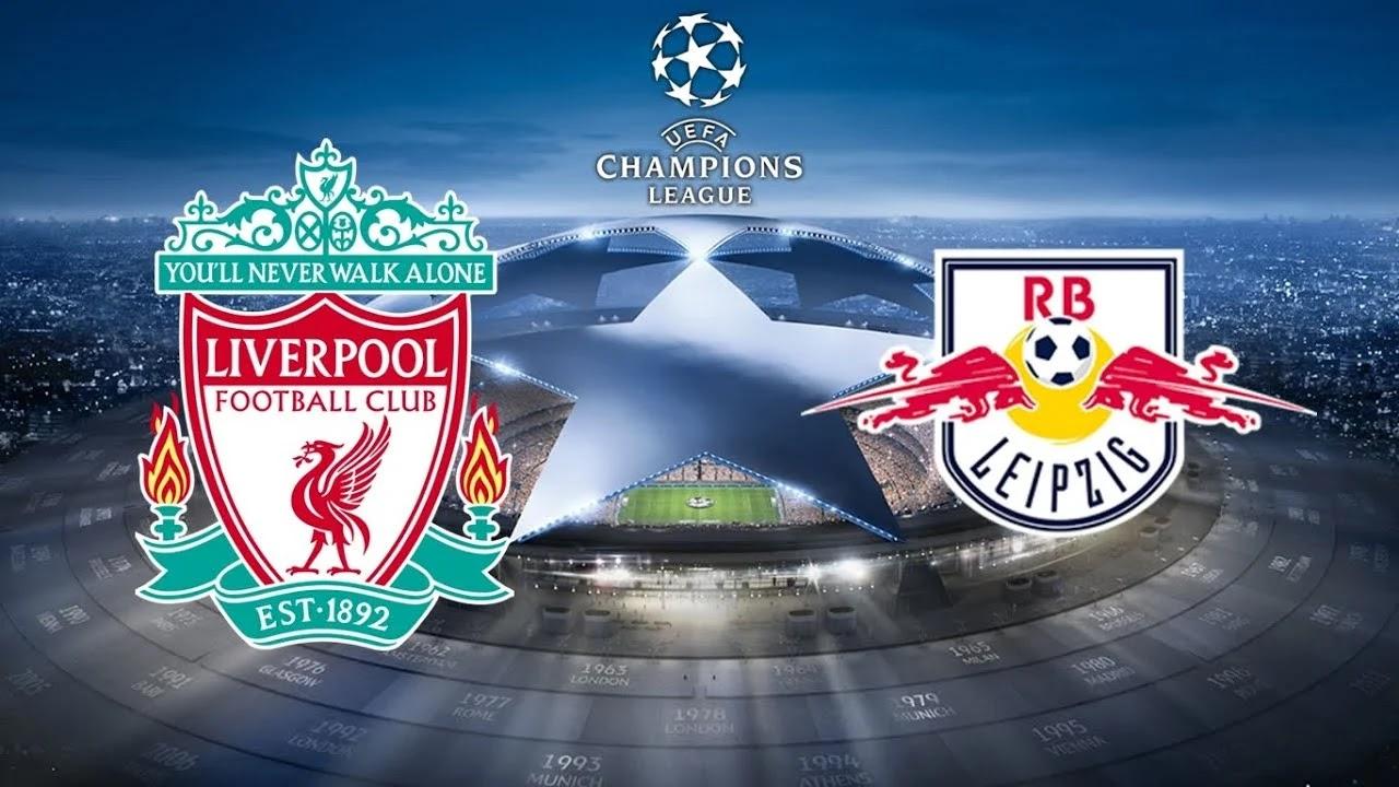 بث مباشر مباراة ليفربول ولايبزيج