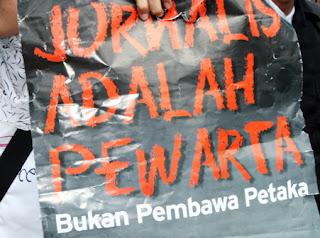 AJI dan PWI : Oknum Wartawan Pemeras, Laporkan ke Polisi