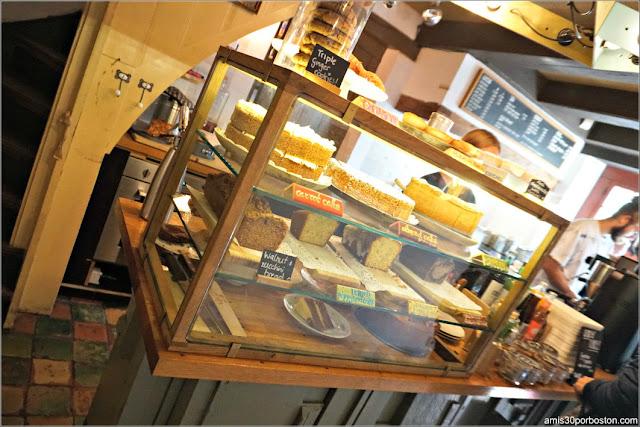 Dulces de la Cafetería De Koffieschenkerij en Amsterdam