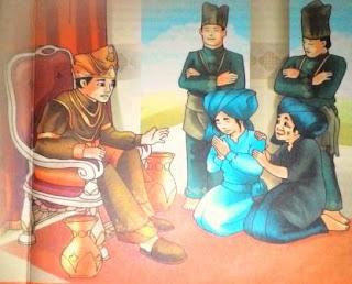 Cerita Rakyat Sumatra Barat ( Gadih Ranti )