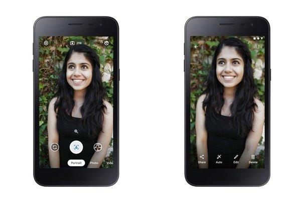 """Google Luncurkan """"Camera Go"""" Aplikasi Kamera Untuk Ponsel Entry-level"""