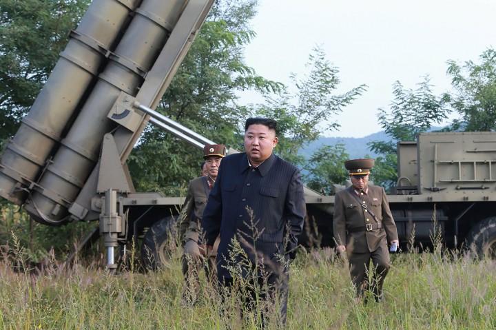 Korut Uji Coba Roket Peluncur Super Besar