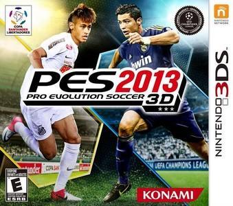 Rom Pro evolution soccer 2013 3D 3DS