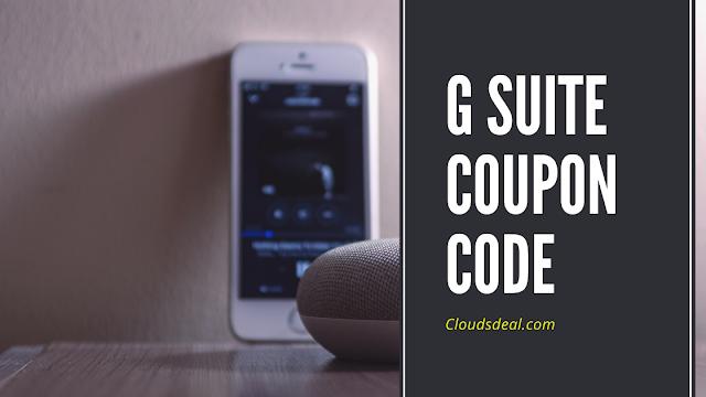 GSuite Coupon Code 2020