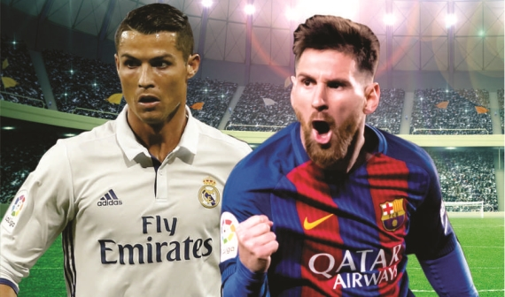 Another El Clasico is upon as Barca look to blow the title race wide open when they face Real Madrid.