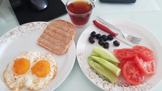 En Hızlı Şekilde Nasıl Kilo Verilir? Kahvaltı öğünü detayları
