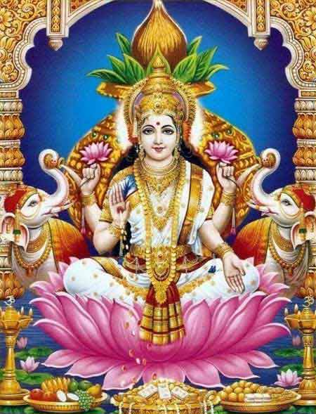 Why Goddess Lakshmi Is Worshipped on Dhanteras?