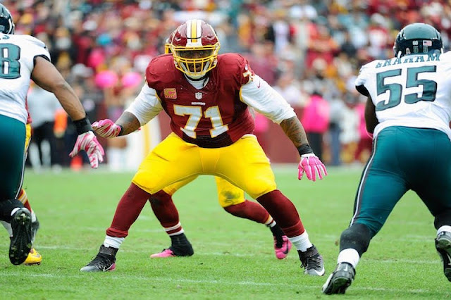Houston, Los Angeles ...: what future for Trent Williams (Redskins)?