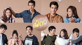 rekomendasi drama series Thailand terbaik