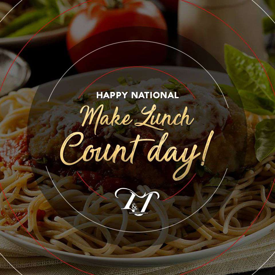 National Make Lunch Count Day Wishes For Facebook