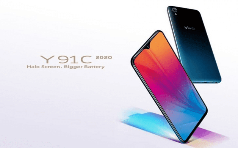 Vivo unleashes Y91C 2020 with Helio P22 and 4,030mAh battery