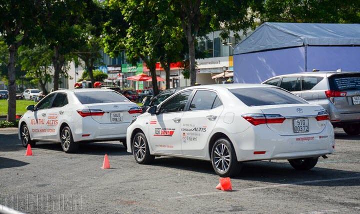 Hàng chục ngàn xe Toyota tại Đông Nam Á 'lãnh án' triệu hồi