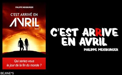 Livre : C'est arrivé en Avril - Philippe Meisburger