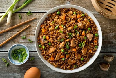 Asian Pork Fried Rice