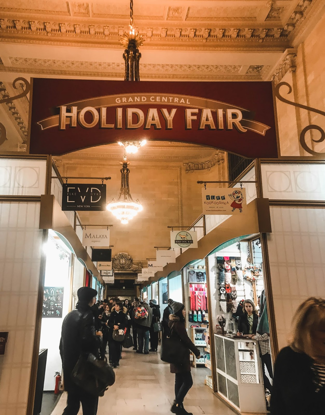 Grand Central Station Holiday Fair