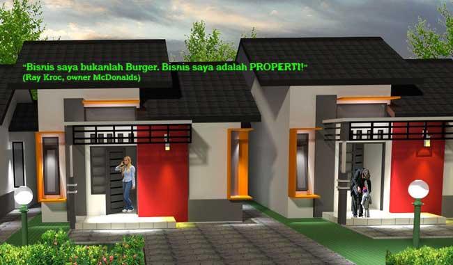 bisnis properti rumah tanah Pontianak dan Kalimantan Barat