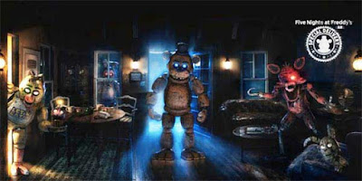 Five Nights at Freddy's AR: Special Delivery Apk for Android