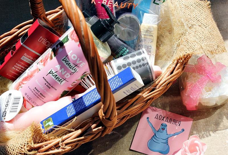 My haul. Мои покупки с сайта iherb.com. Классный K-Beauty Bag / обзор, отзывы