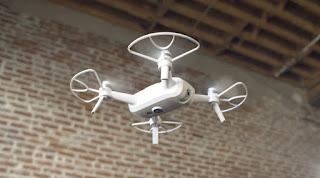 Spesifikasi Yuneec Breeze Drone - OmahDrones