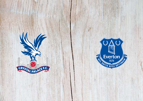Crystal Palace vs Everton -Highlights 10 August 2019
