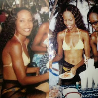 Linda Ikeji's Old Picture