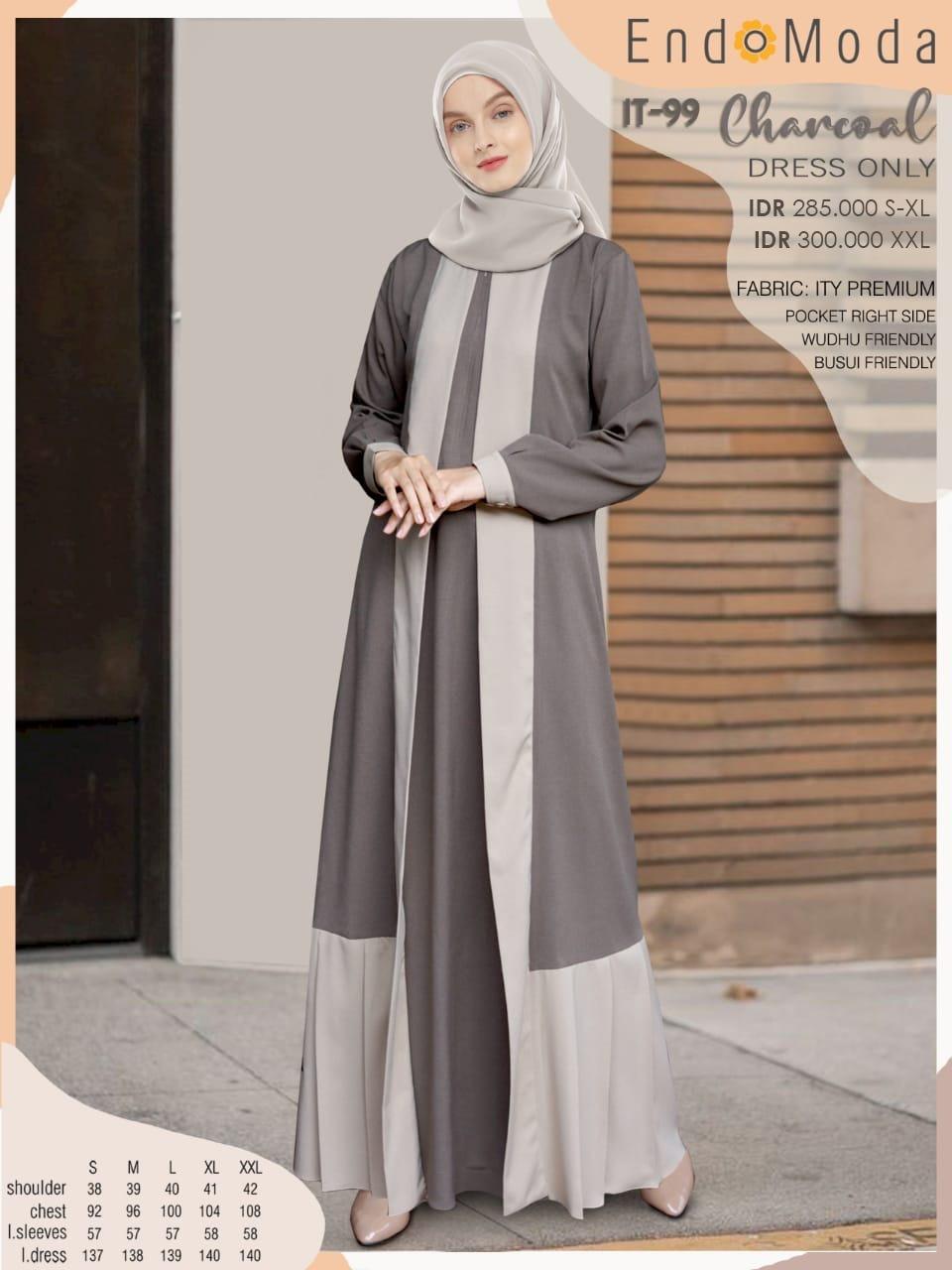 Koleksi Dress Terbaru Endomoda It 99