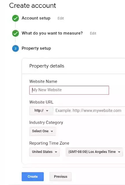Know The Right Way To Submit Blogger Blog to Google Analytics