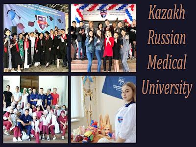 Student's Life in Kazakh Russian Medical University