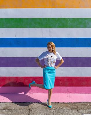 Los Angeles Pride Mural