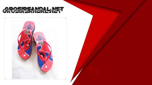 Sandal AMX Wedges Karakter Wanita - Pusat sandal karakter murah