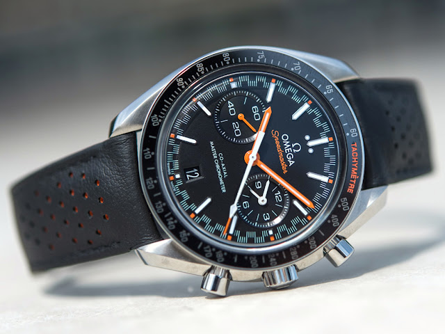 Replica Omega Speedmaster Racing Master Chronometer 44.25mm Watch Review