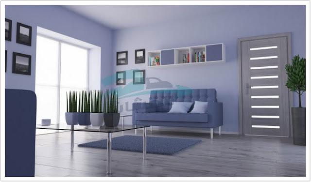 اتجاهات الألوان الحديثة التي يجب اتباعها لغرفة المعيشة