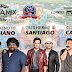 Cesar Menotti e Fabiano, Guilherme e Santiago e, Cleber e Cauan completam o line-up do Villa Mix