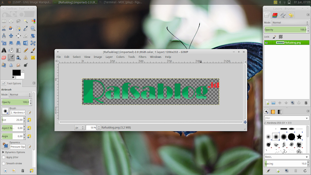 GIMP, Aplikasi Photo Editor Gratis Alternatif Photoshop - Biztellers.com