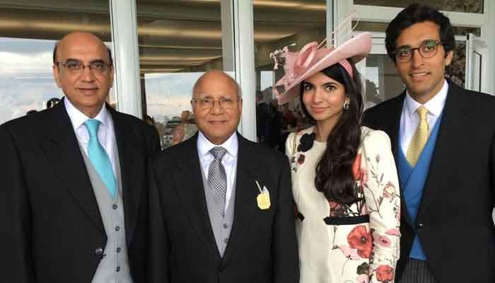 Sir Anwar, Lord Zameer among 20 most extravagant Asians in UK