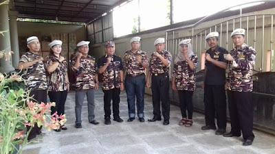 FKPPI Cabang 2211 Minsel  Buka Puasa Bersama Dan Rapat Konsolidasi