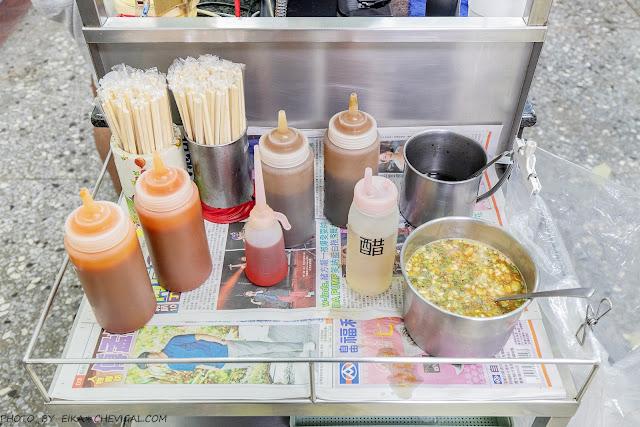 MG 8799 - 台中人氣宵夜早餐好去處!晚上9點才開門,首推會牽絲的起士蛋餅、咖哩蛋餅
