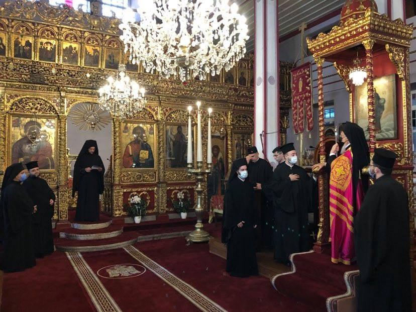 """Οικουμενικός Πατριάρχης: """"Οι Χριστιανοί της Πόλης είμαστε μια οικογένεια"""""""