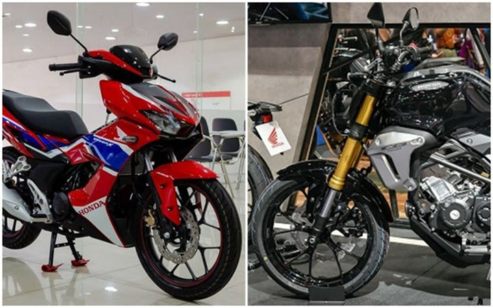 So sánh Honda CB150R và Honda Winner X: Tại sao cùng phân khối nhưng giá gấp đôi?