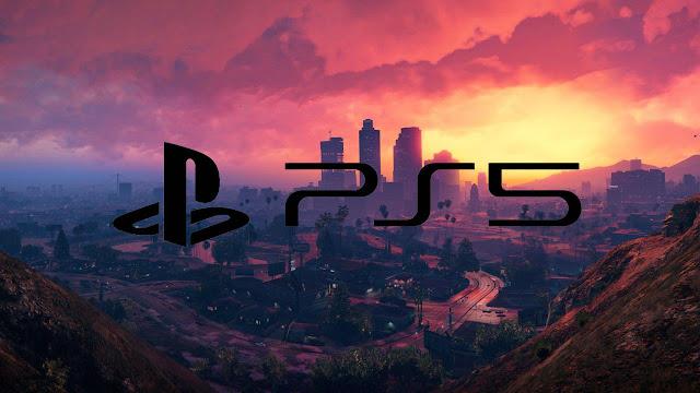 GTA 5 PS5