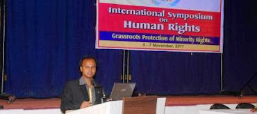 International Symposium on Human Rights 2011