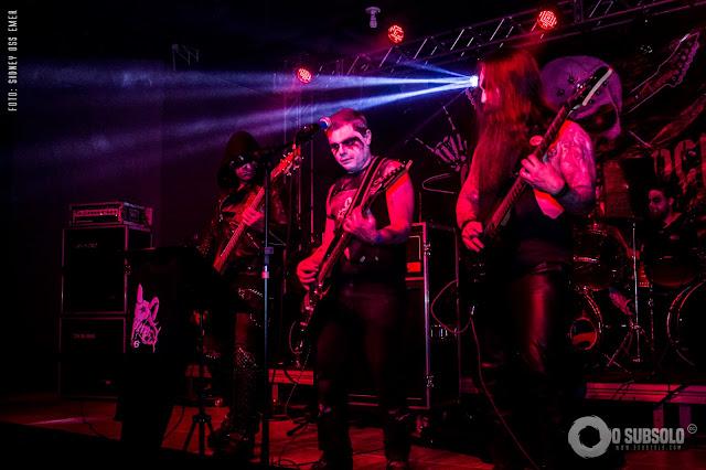 Conspirancy 666 - O SUBSOLO - Cobertura Otacílio Rock Festival 2019 - 13ª Edição