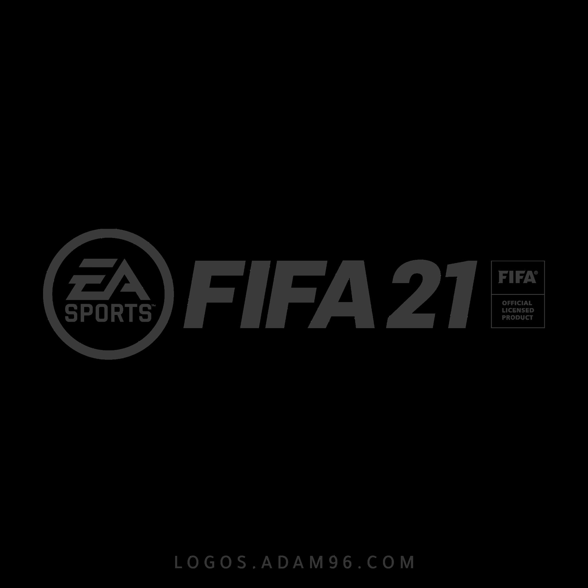 تحميل شعار فيفا 21 لوجو عالي الدقة بصيغة شفافة Logo FIFA 21 PNG