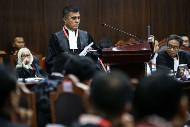 Di Sidang MK, Tim Prabowo Singgung Soal Menghilangnya ILC TV One