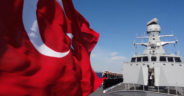 """Δόγμα """"Γαλάζια Πατρίδα"""" - """"Τουρκική λίμνη"""" η Αν. Μεσόγειος"""